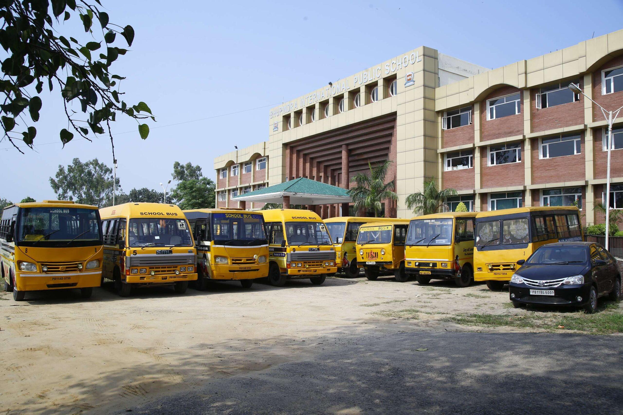 School Transport Facility