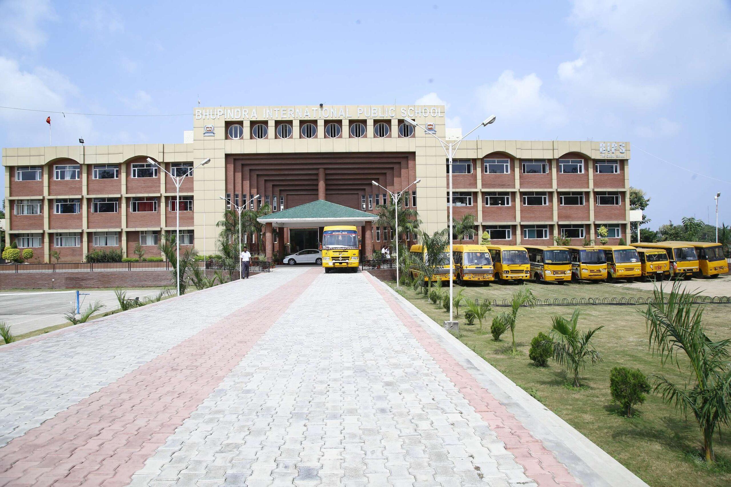 Bhupindra International public-school